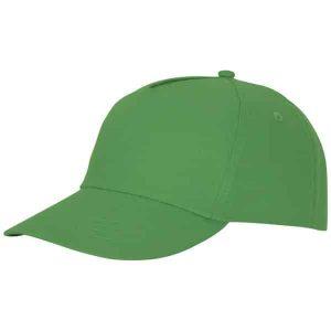 lippis painatuksella vihreä