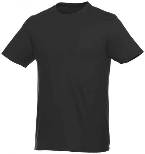 t-paita logopainatuksella musta