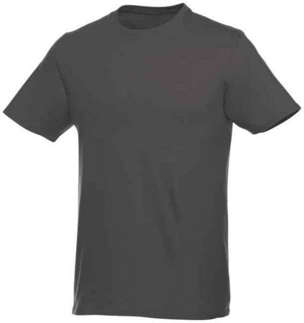 t-paita logopainatuksella harmaa