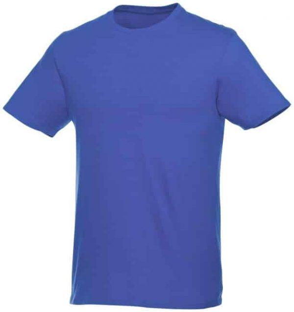 t-paita logopainatuksella sininen