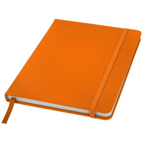 oranssi muistikirja liikelahja