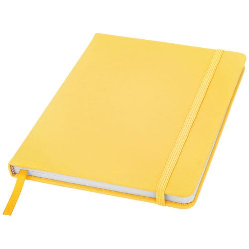 keltainen muistikirja yrityksille