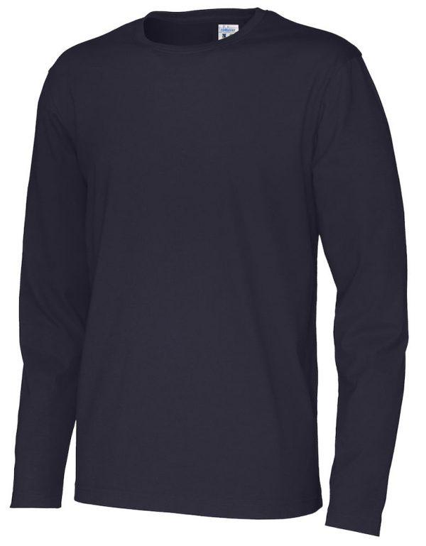 pitkähihainen t-paita luomupuuvillaa