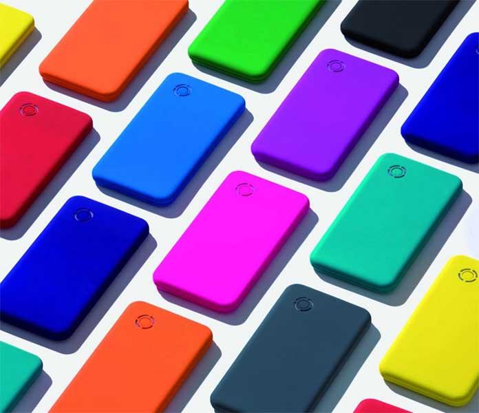 ideatalo värikkäät tuotteet