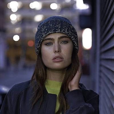 heijastava hattu