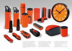 oranssit liikelahjat
