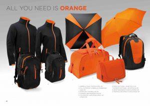 oranssit mainoslahjat