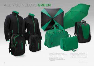 vihreät liikelahjat