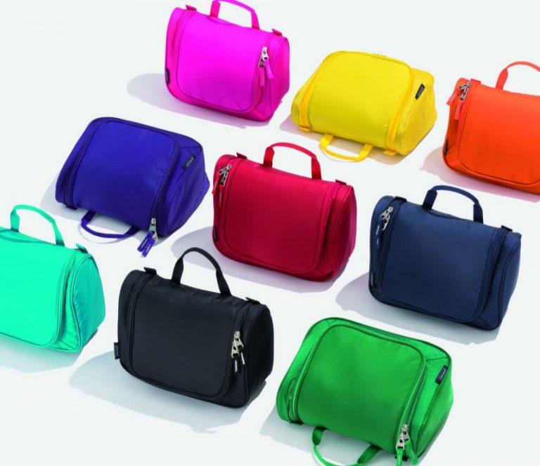 värikkäät laukut liikelahja